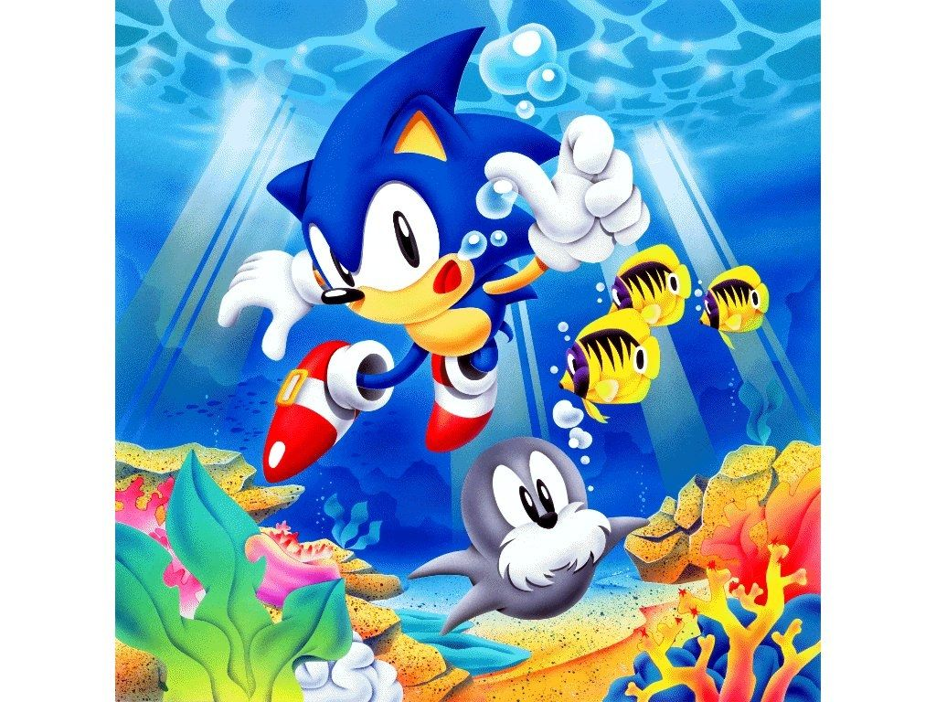 Classic Sonic Wallpaper Posted By Michelle Tremblay