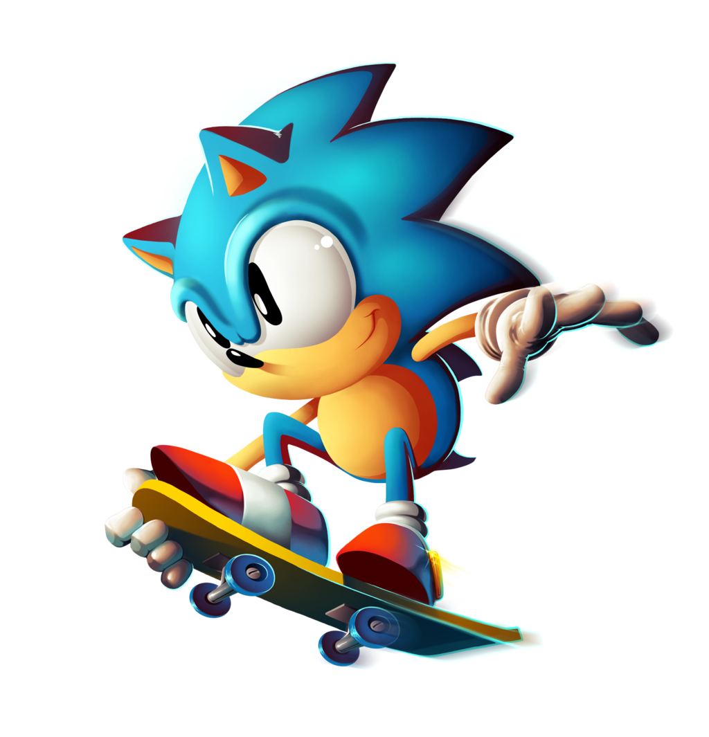 Classic Sonic Wallpapers Posted By Zoey Simpson
