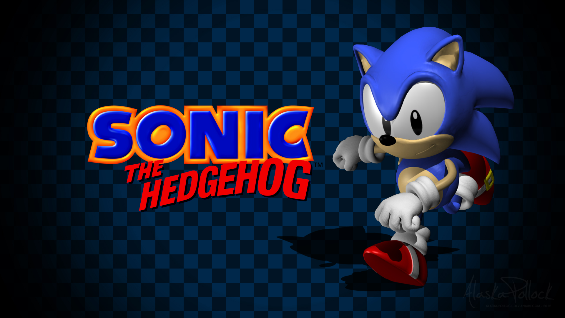 Classic Sonic Wallpapers Posted By Ryan Simpson