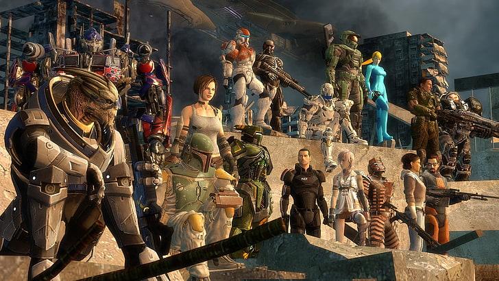 HD wallpaper Star Wars Clone Wars wallpaper, video game