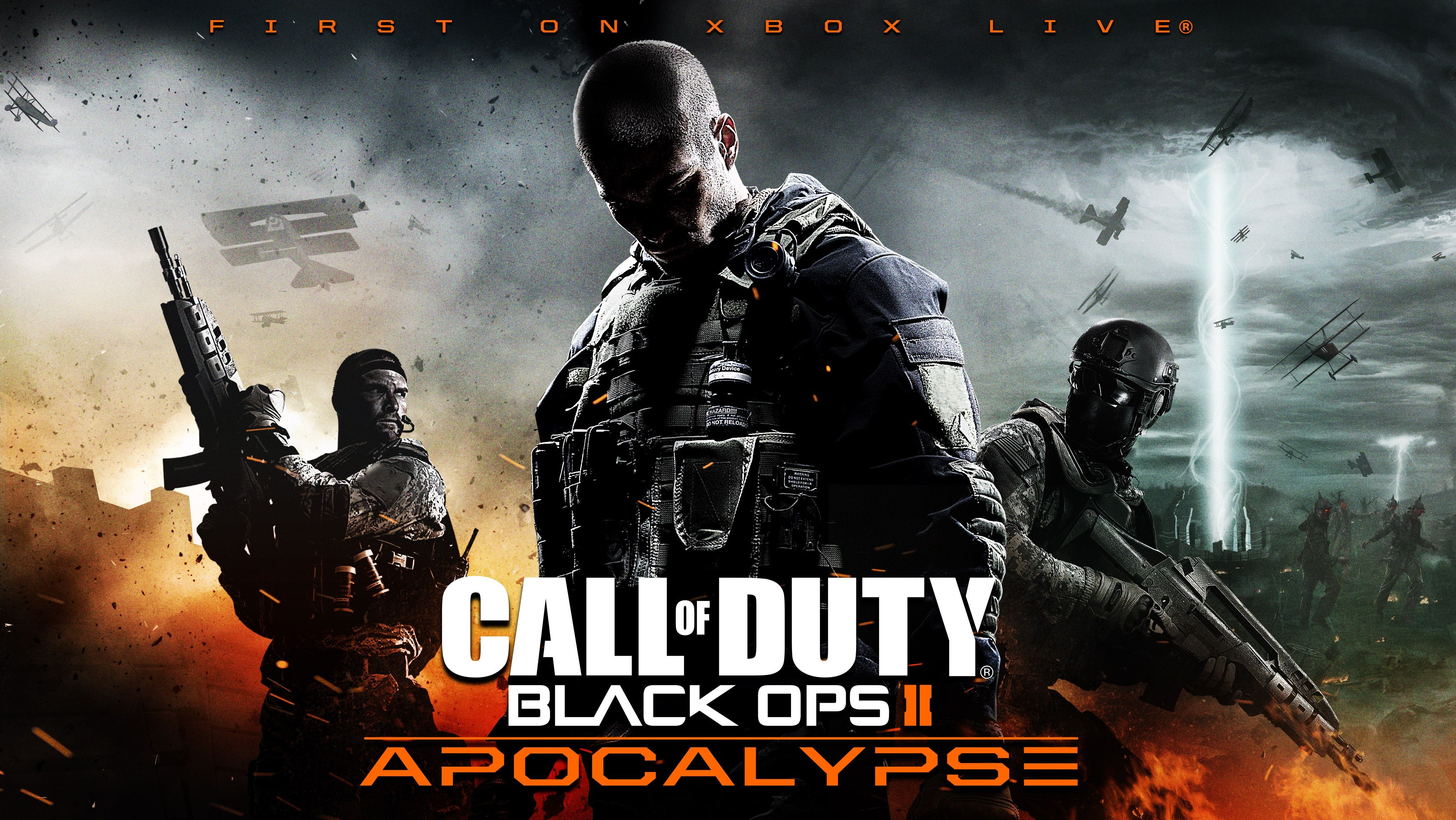 Cod Black Ops 2 Wallpaper Posted By Sarah Anderson