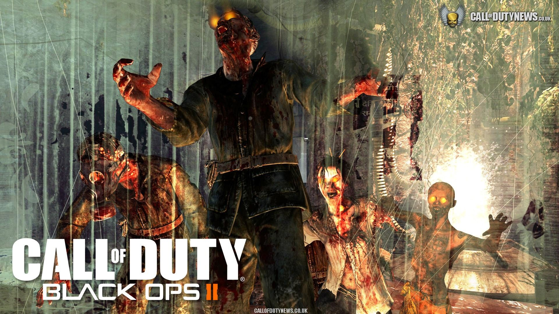 Cod Bo2 Wallpapers