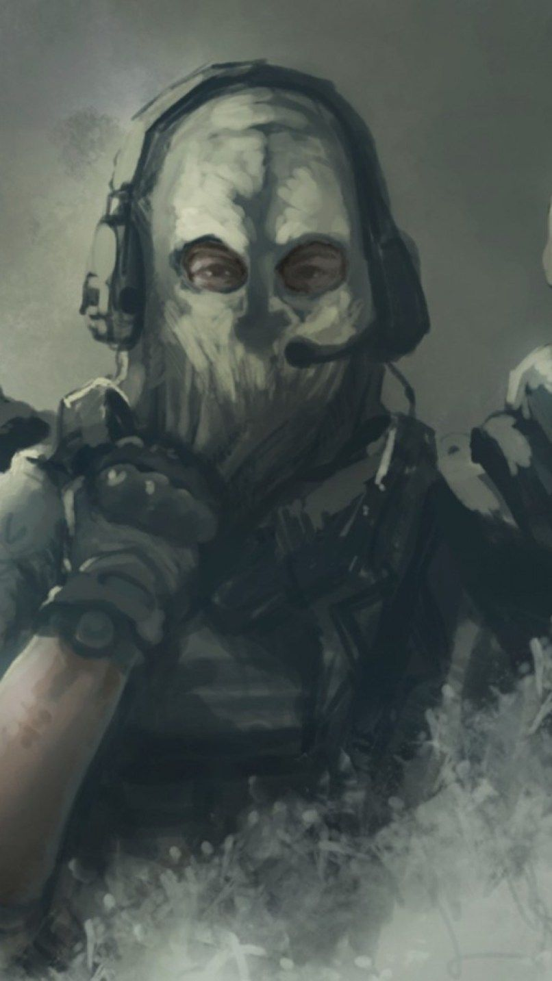 Cod Ghost Wallpapers Posted By Ryan Thompson