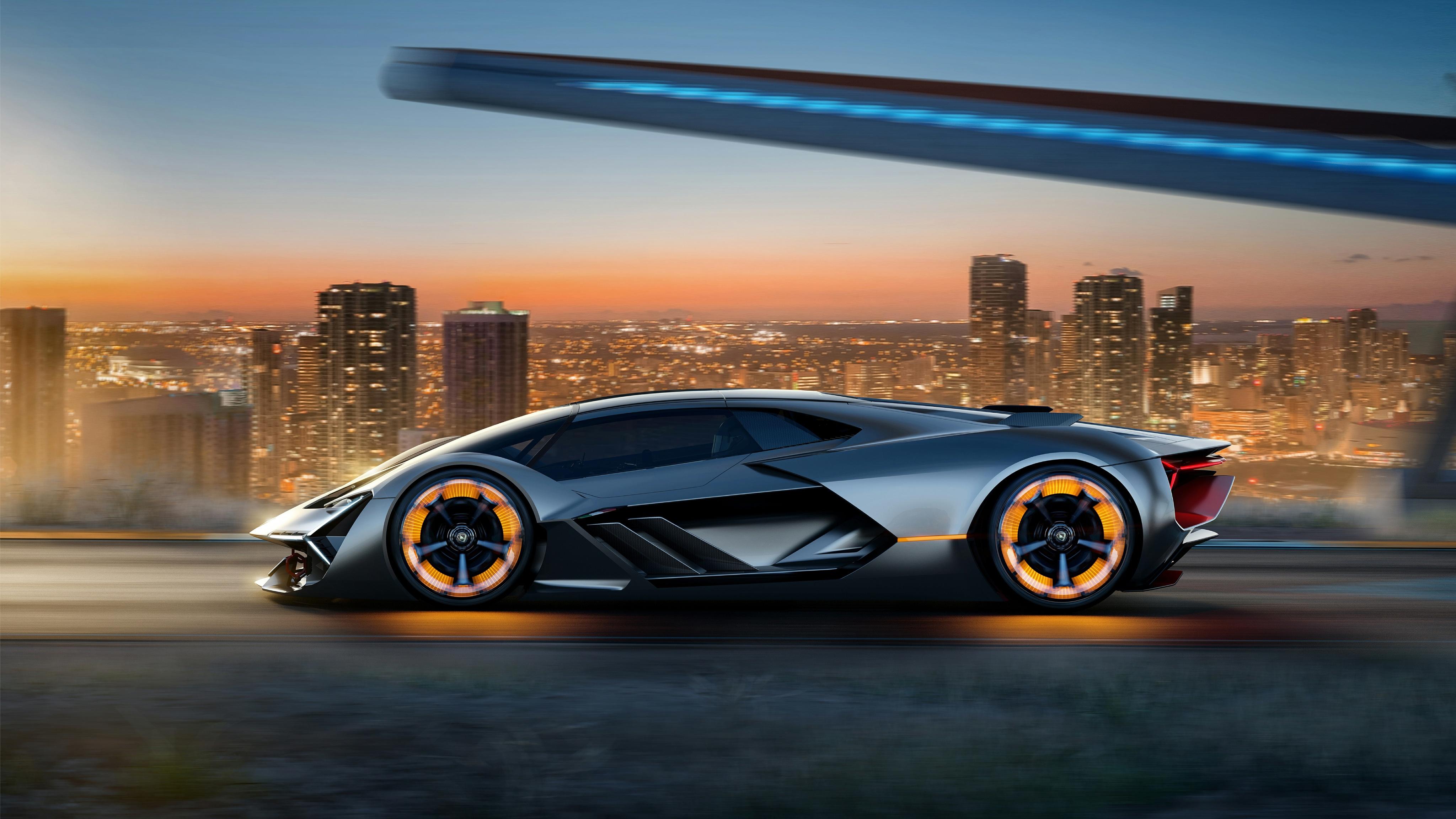 382 4K Ultra HD Lamborghini Wallpapers Background Images