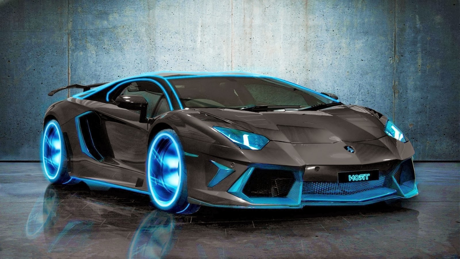 Colorful Lamborghini Wallpapers Posted By John Peltier