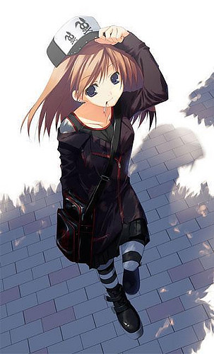 25+ Cool Anime Girls Pics Pictures