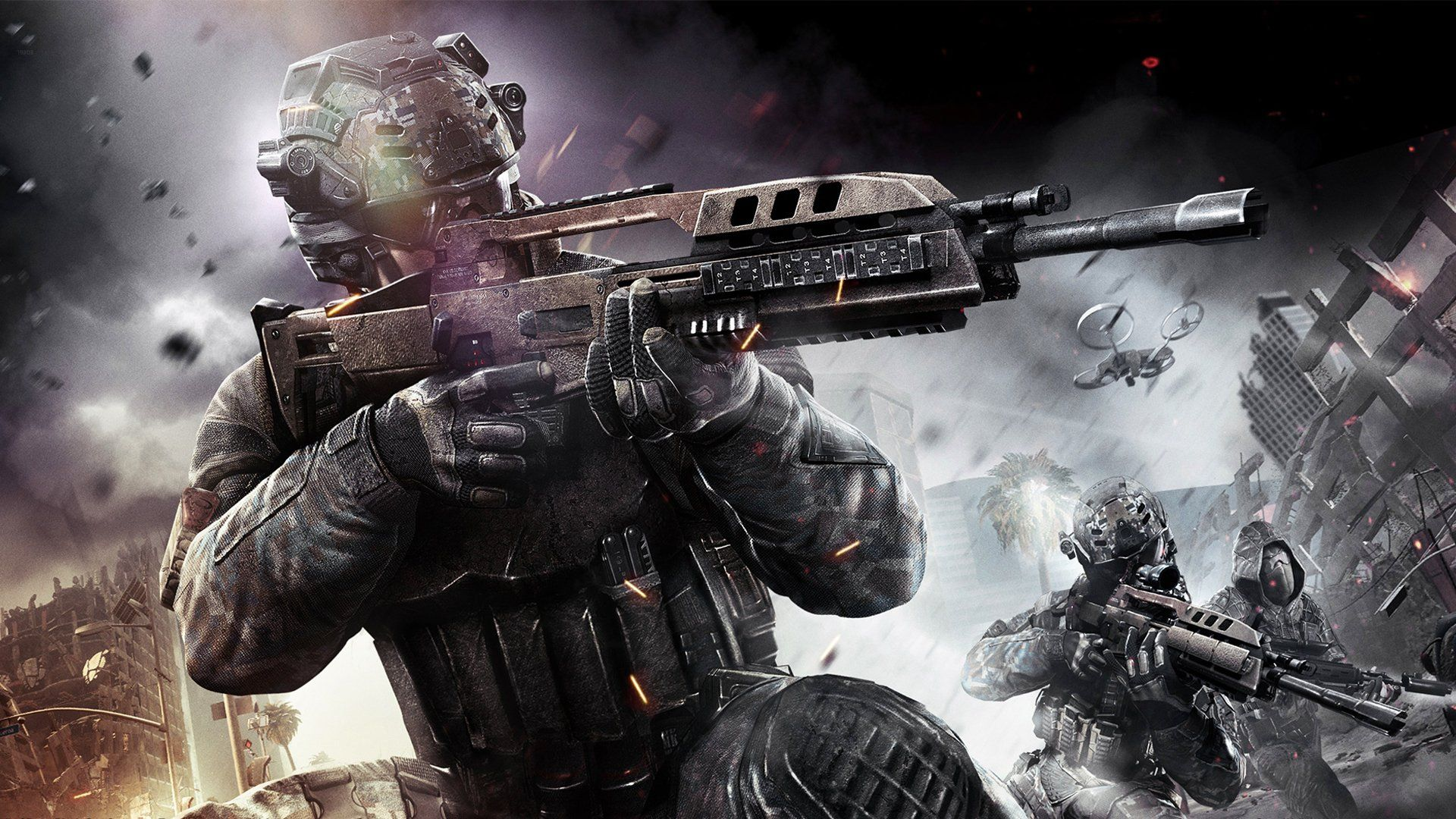 Cool Cod Wallpaper Posted By Ryan Simpson