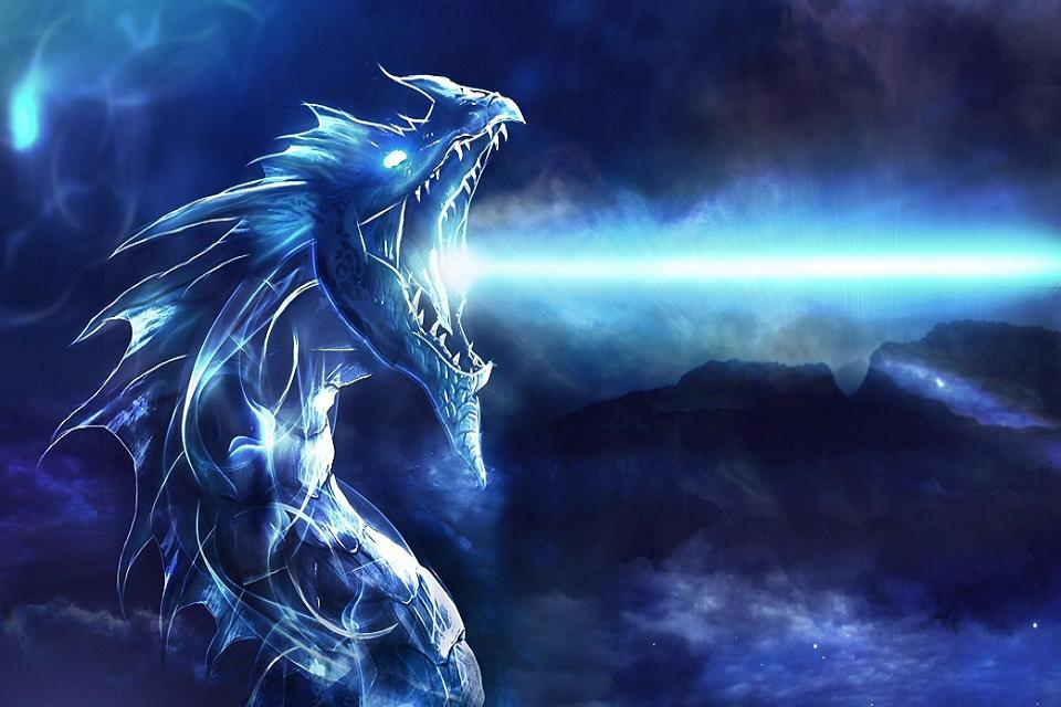 Cool Dragon Backgrounds For Computers That Move