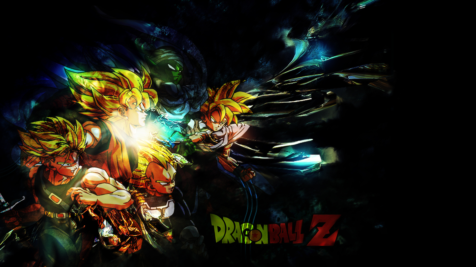 Dragon Ball Z 3D Wallpapers Group 81