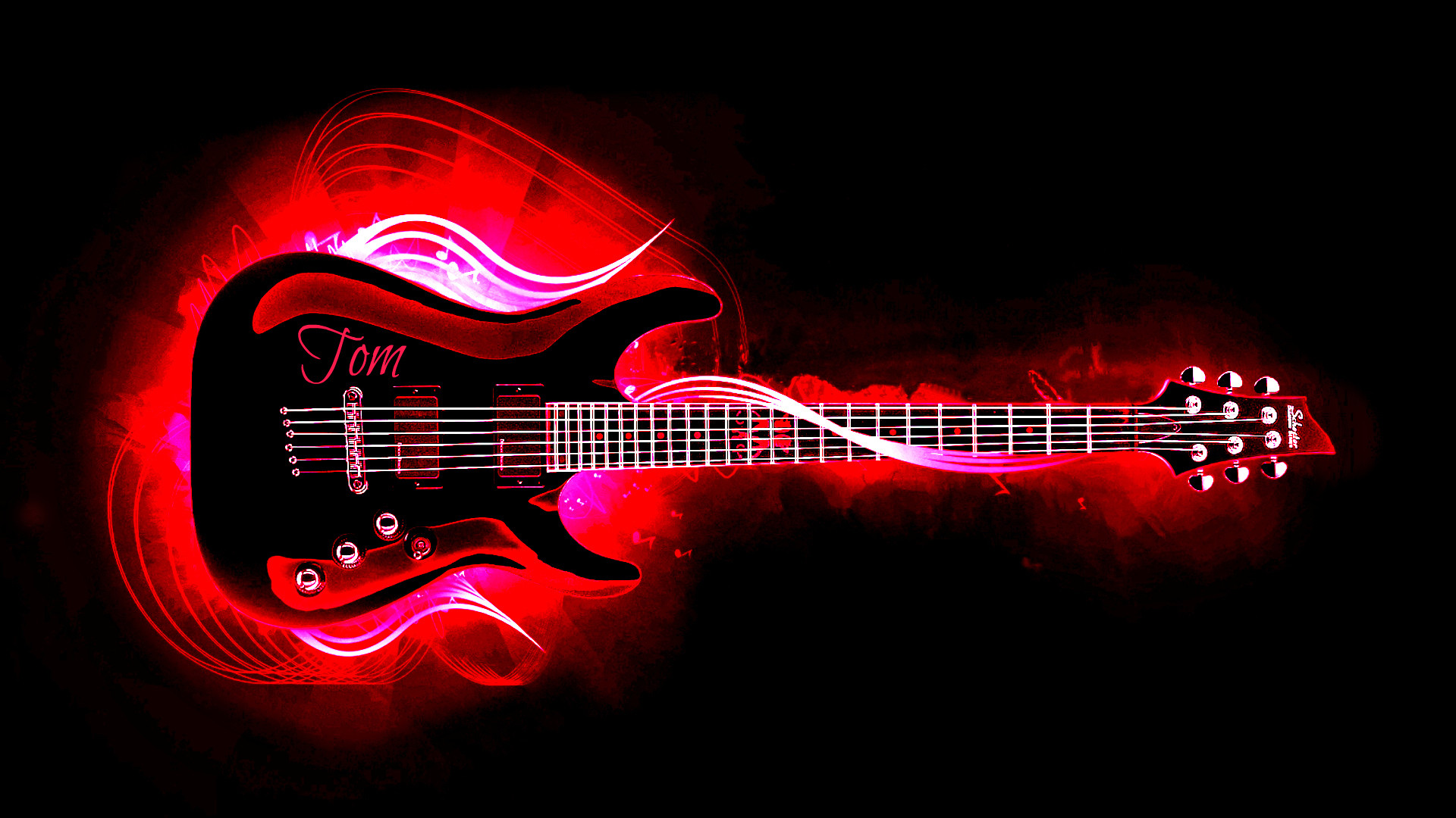 Cool Guitar Wallpaper Posted By Zoey Tremblay
