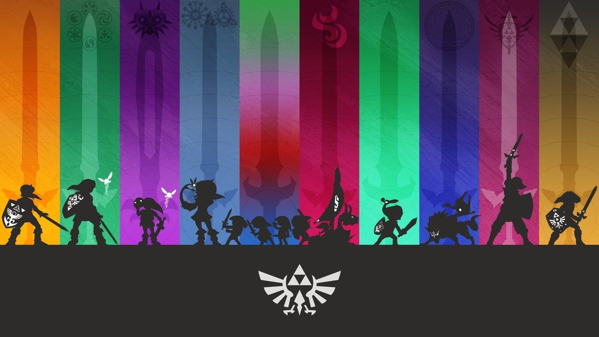 Cool Legend Of Zelda Wallpapers Posted By Sarah Johnson
