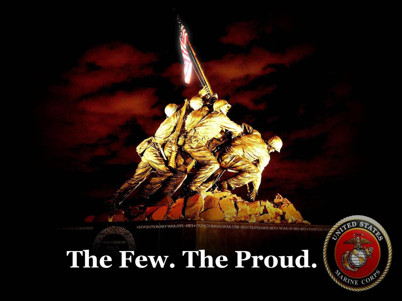 Cool Marine Corps Wallpaper Posted By Samantha Sellers