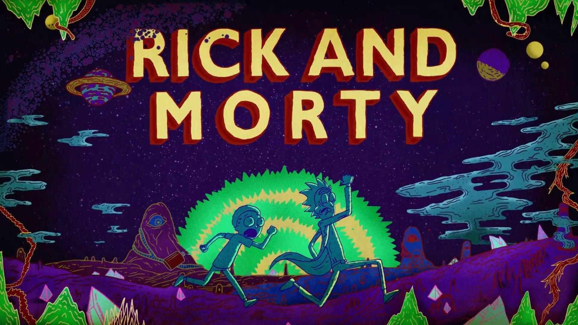 Cool Rick And Morty Wallpaper Posted By Zoey Walker