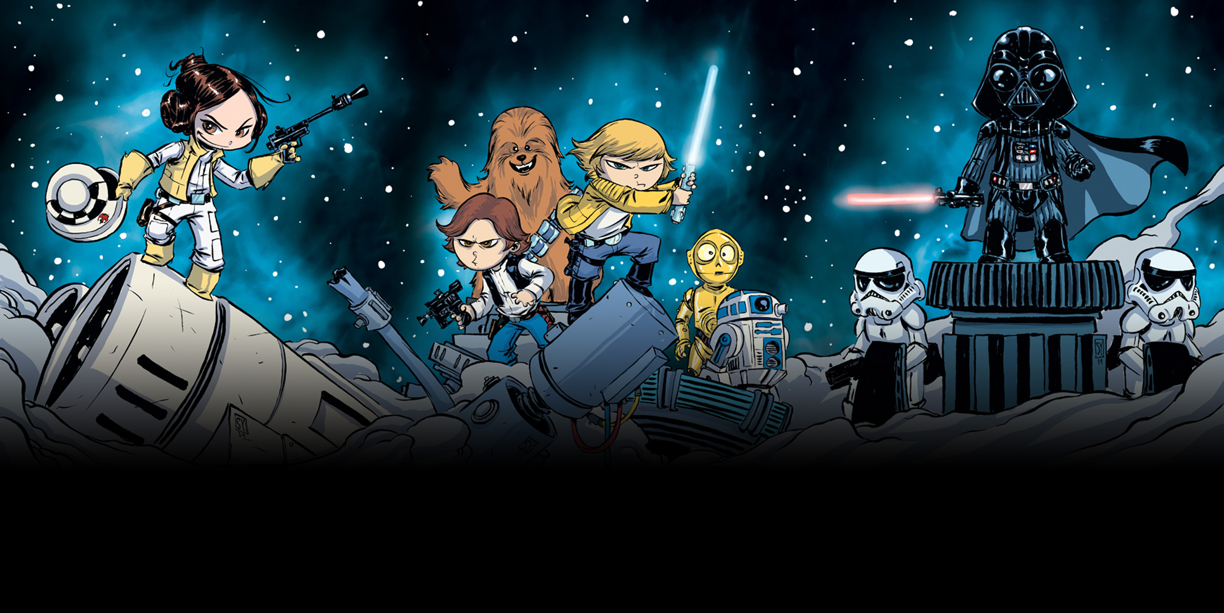 Cool Star Wars Background Posted By Sarah Cunningham