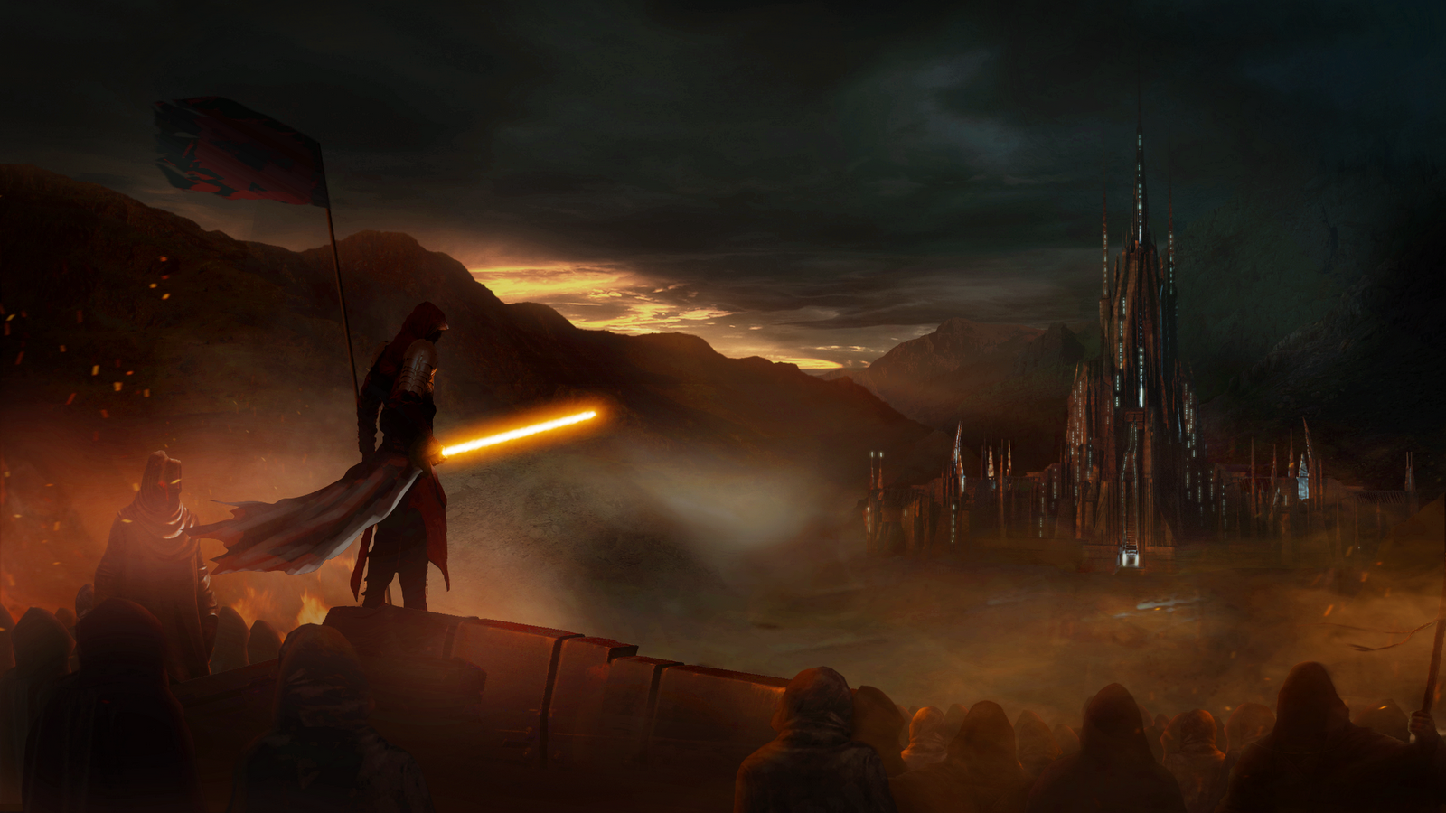 Coolest Star Wars Wallpaper Posted By Sarah Cunningham