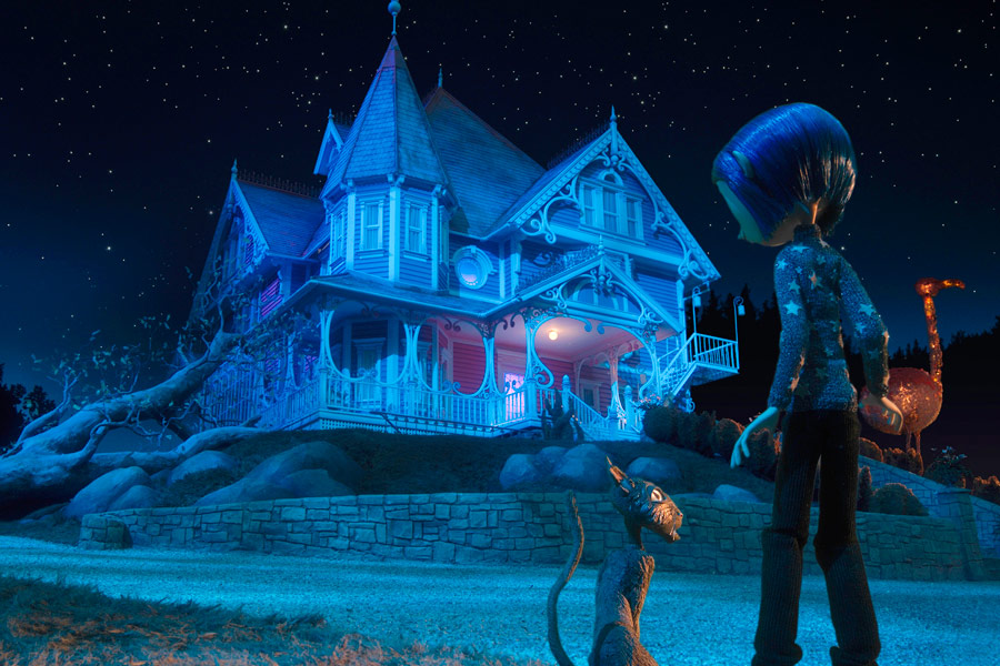 Coraline Background Posted By Michelle Walker