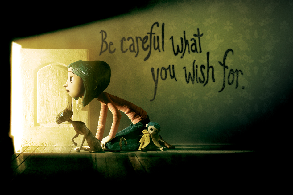 Coraline Desktop Wallpaper Posted By Christopher Thompson