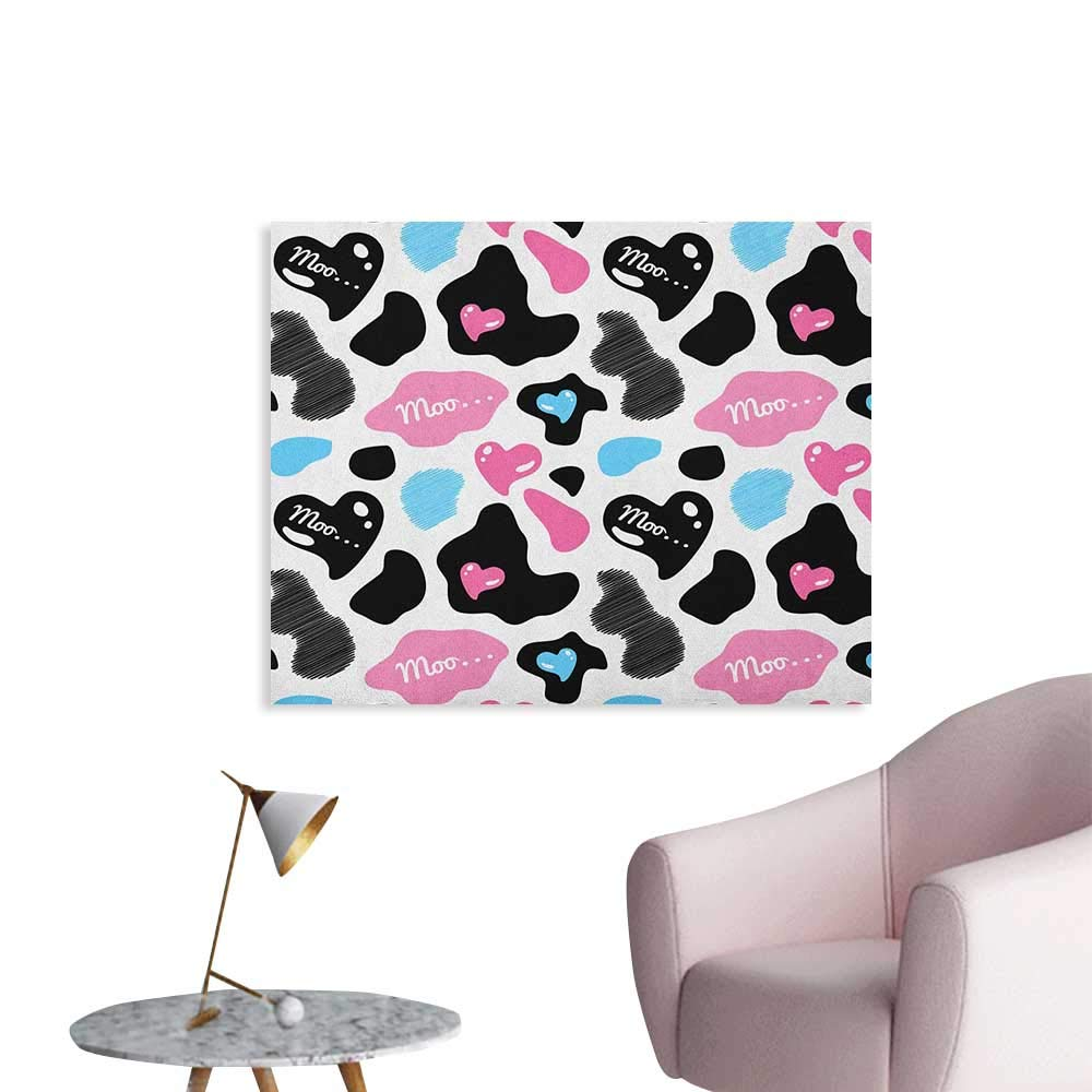Cow Print Wallpaper Posted By Sarah Tremblay