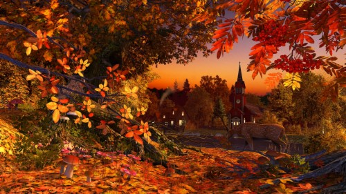 Autumn Wallpapers and Backgrounds Free Wallpapers Download