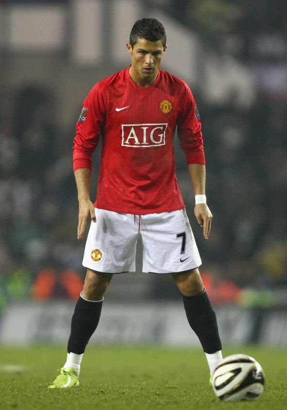 Cr7 Man Utd Wallpapers Posted By Ethan Simpson