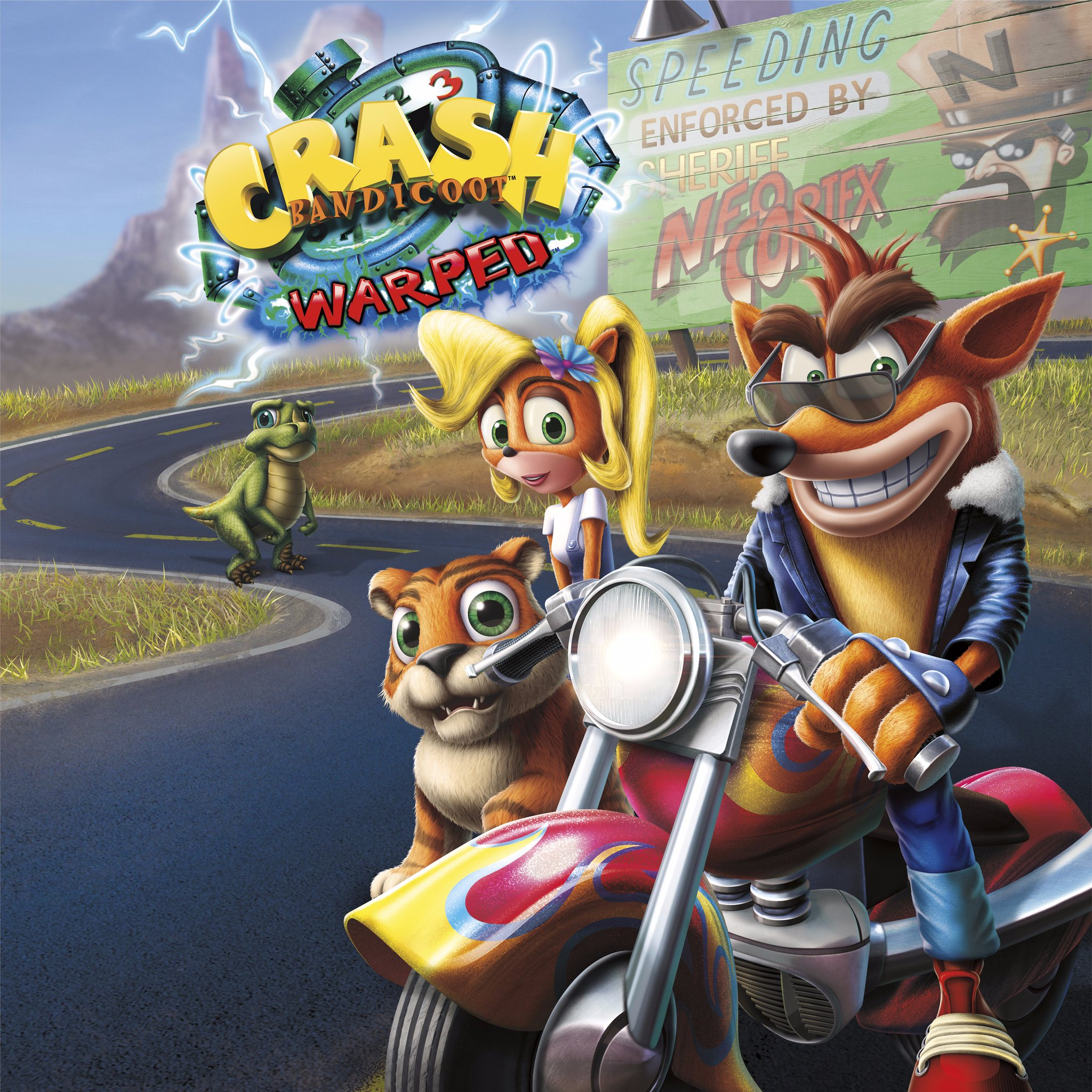 Crash Bandicoot Nsane Trilogy Wallpapers Posted By Michelle Johnson