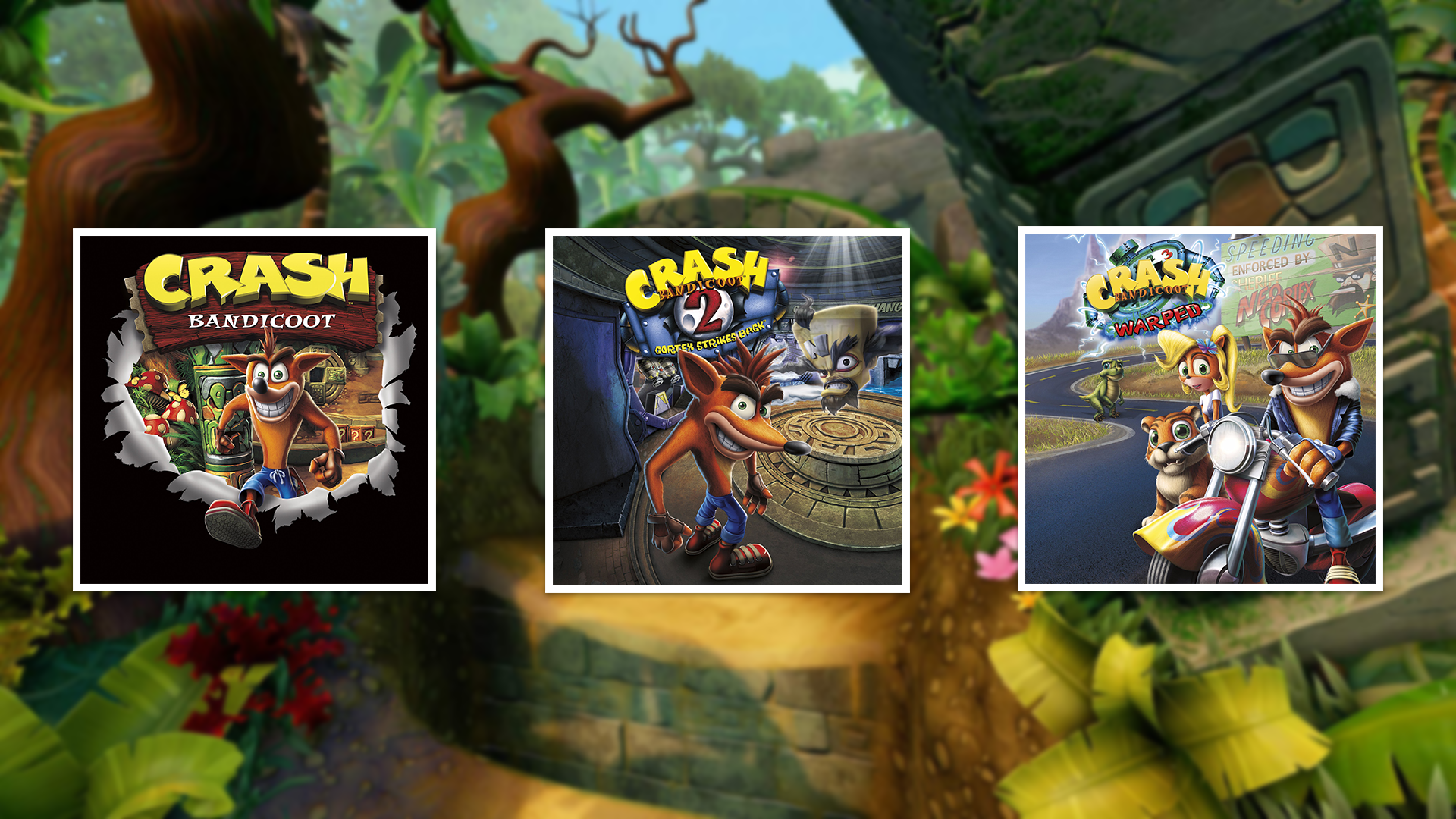 Crash N Sane Trilogy Wallpaper Posted By Sarah Simpson