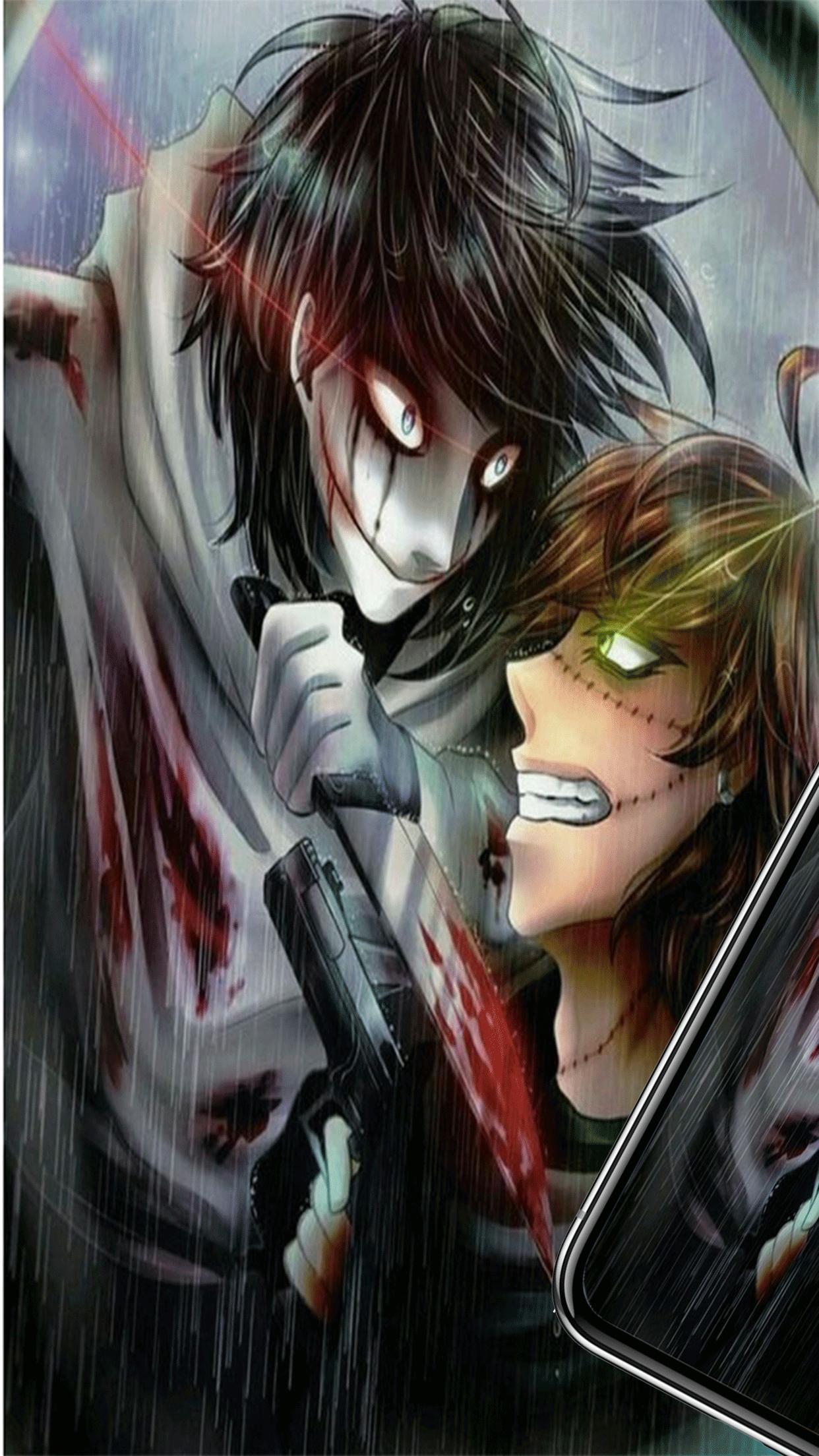 Creepypasta Jeff The Killer Anime Posted By Samantha Tremblay