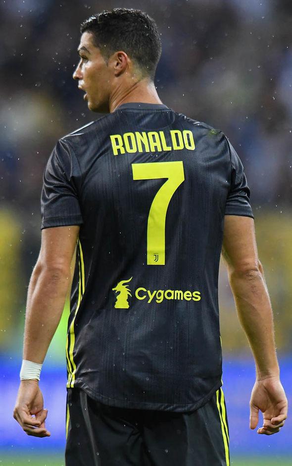 Cristiano Ronaldo Wallpaper Juventus Posted By Michelle Mercado