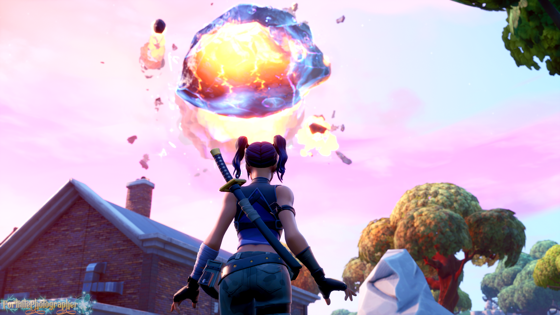Crystal Fortnite Wallpapers Posted By Ethan Thompson