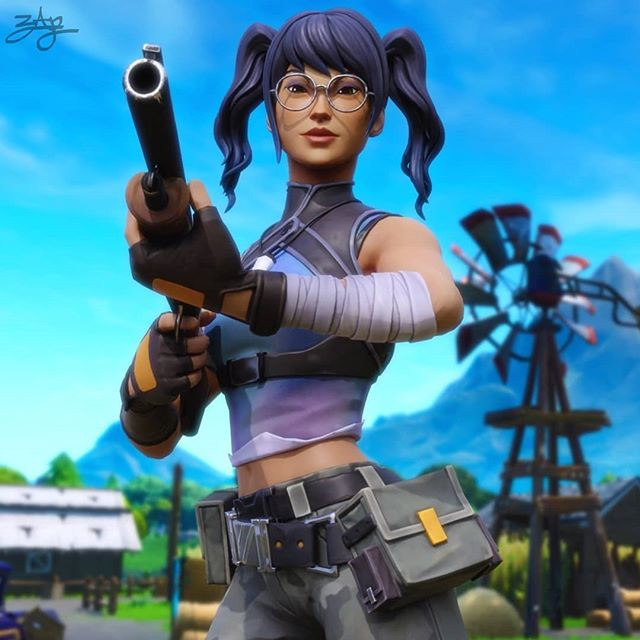 Crystal Skin Fortnite Posted By Zoey Cunningham