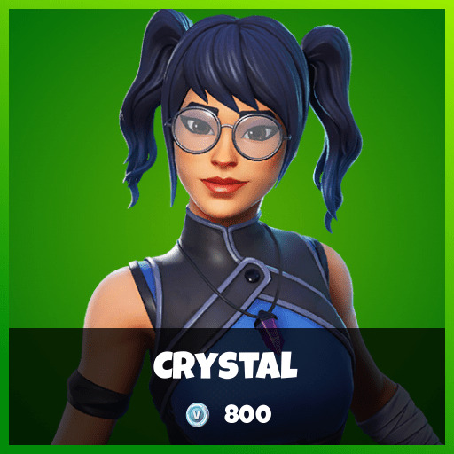 Crystal Skin Thumbnail Fortnite Xbox - XBOX Game Black Friday