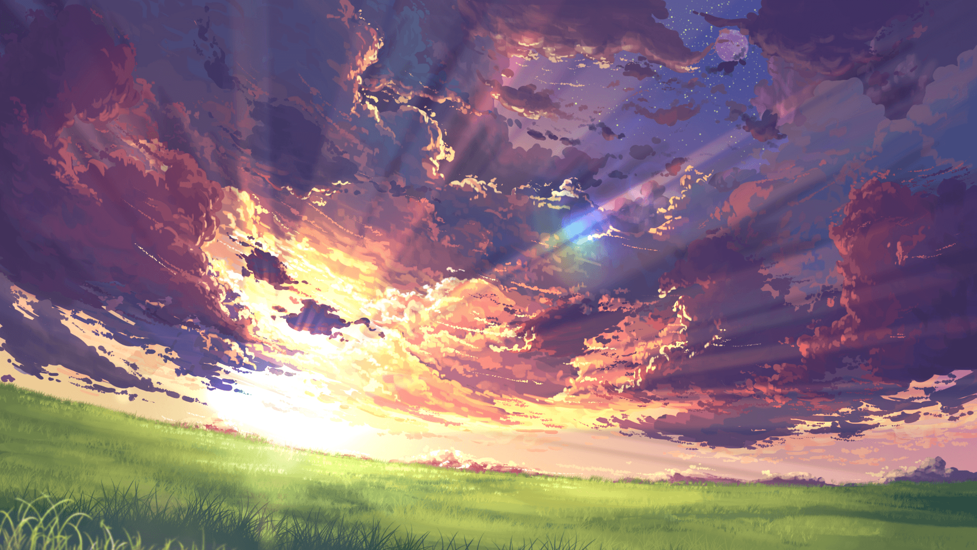 Cute Anime Backgrounds Posted By Christopher Anderson