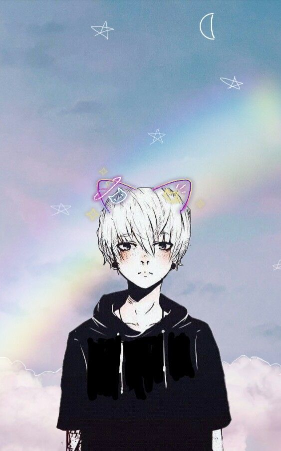 Cute Anime Boy Wallpapers Posted By Sarah Sellers