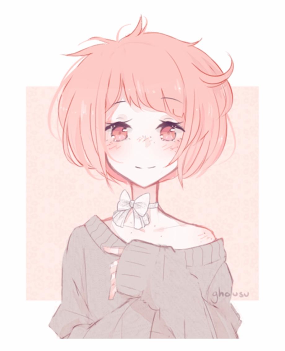 Cute Anime Girl Hair posted by John Johnson