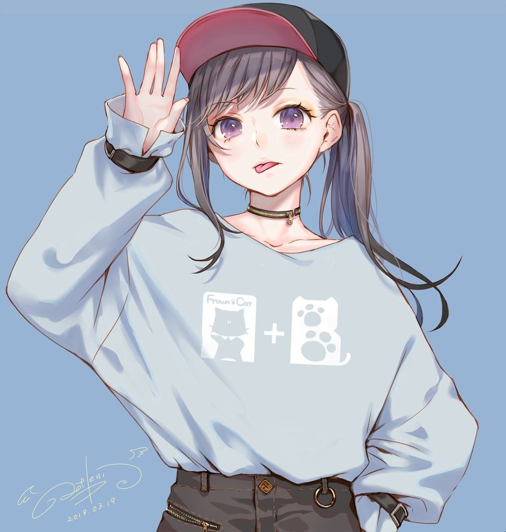 Cute Anime Girl Images Posted By Sarah Johnson