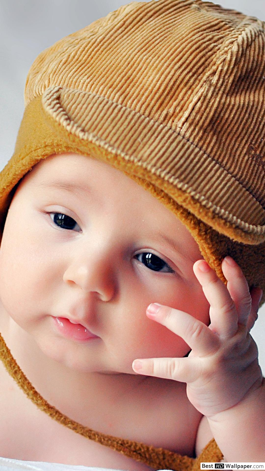 Cute Baby Hd Wallpaper Posted By Zoey Anderson