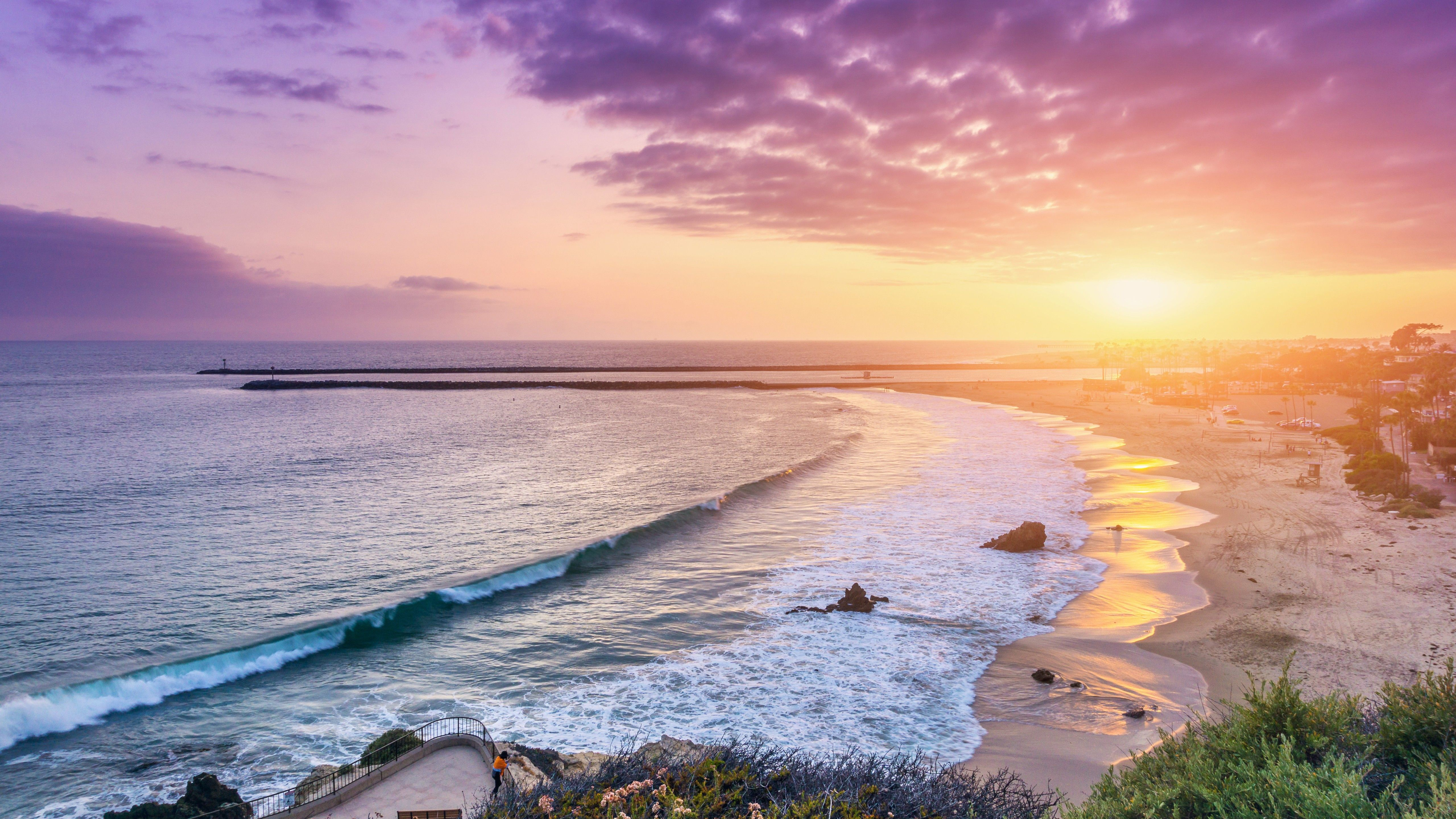 Cute Beach Backgrounds Posted By Sarah Sellers