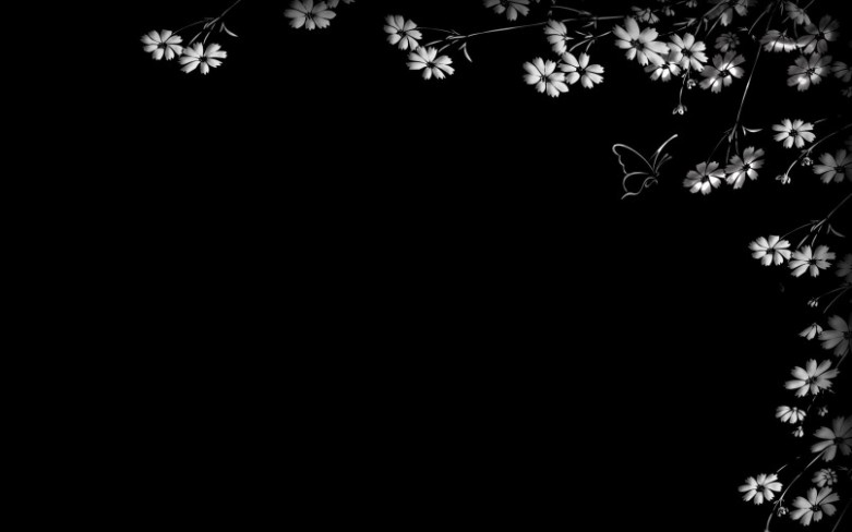 Cute Black And White Wallpaper Posted By Sarah Thompson Wallpaper quotes aesthetic wallpapers cute black wallpaper. cute black and white wallpaper posted