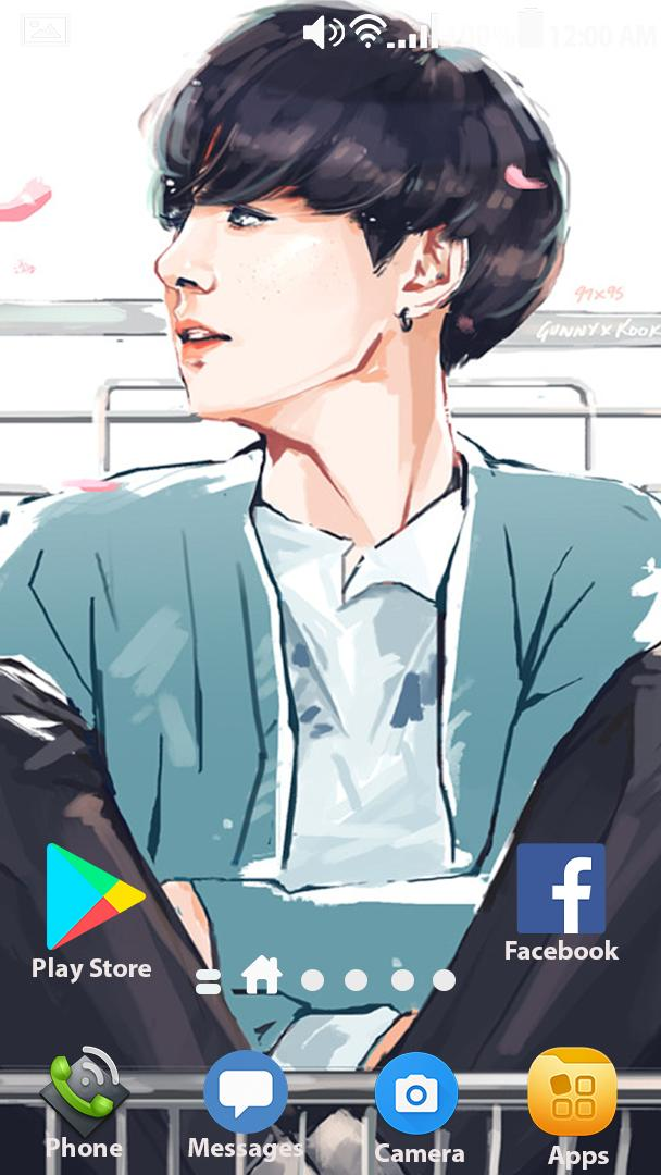 Cute BTS Wallpaper for Android APK Download