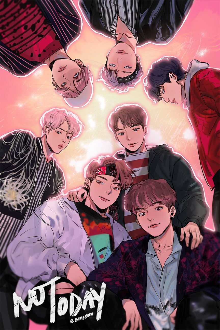 20 Bts Tumblr Bts Not Today Hd Wallpapers and backgrounds