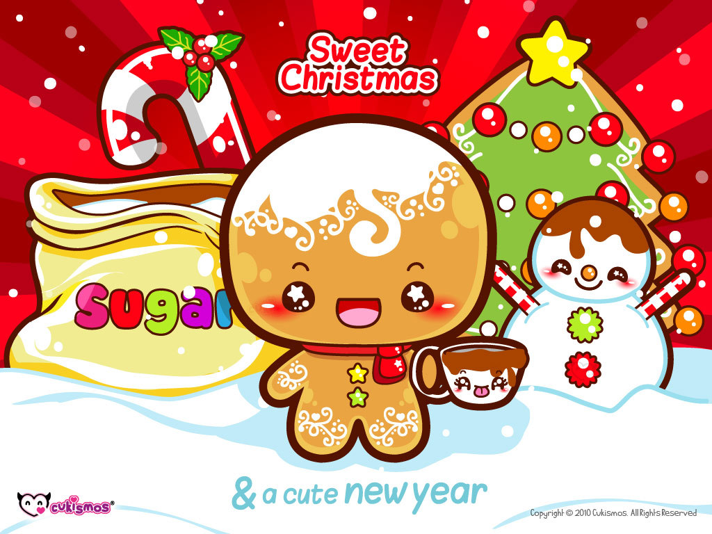 Free download Cute Christmas Wallpapers Cute christmas