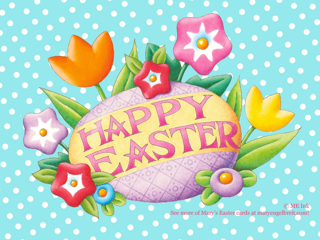Cute Easter Wallpaper Posted By Samantha Simpson