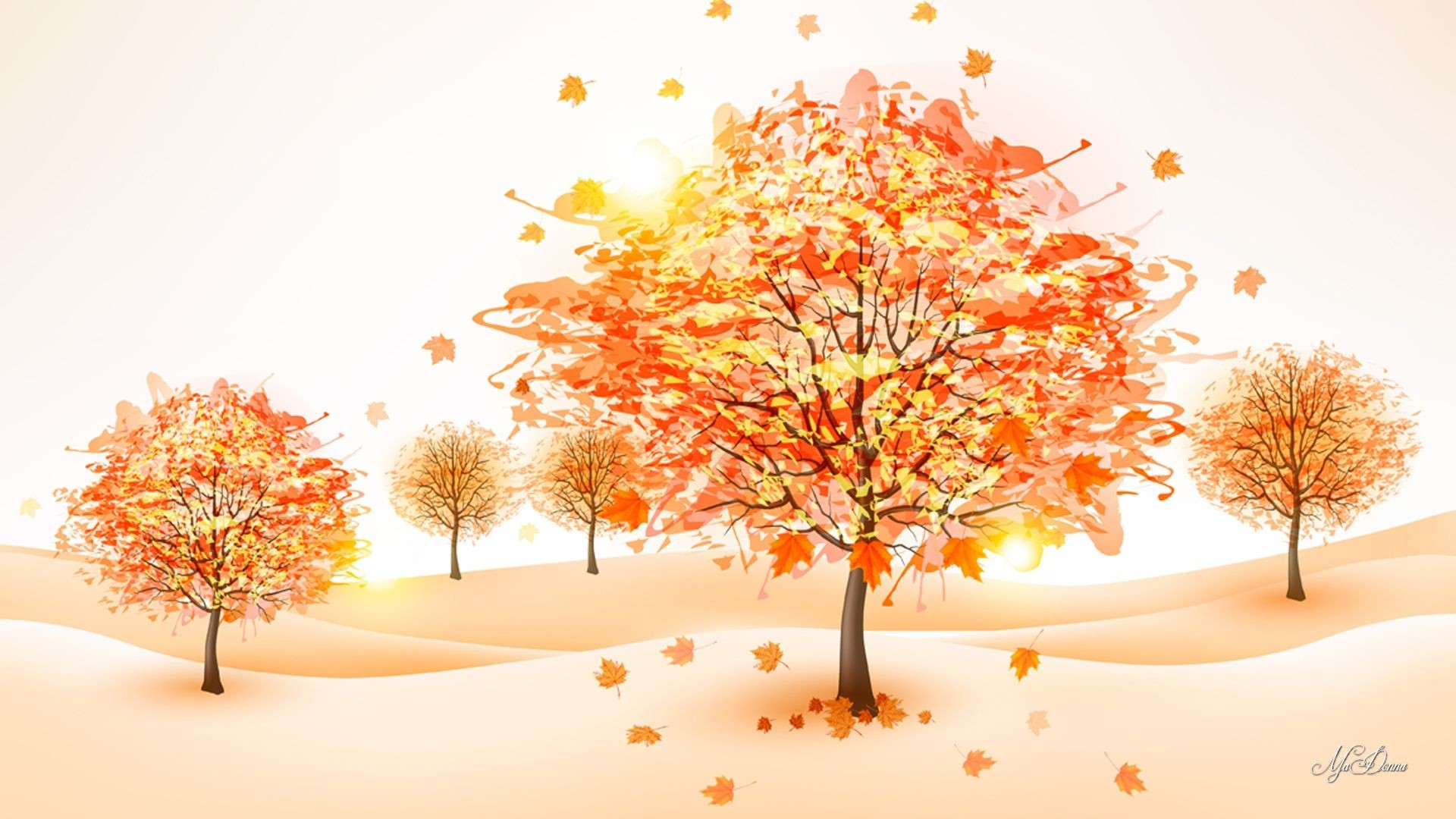 Cute Fall Backgrounds Posted By Michelle Thompson