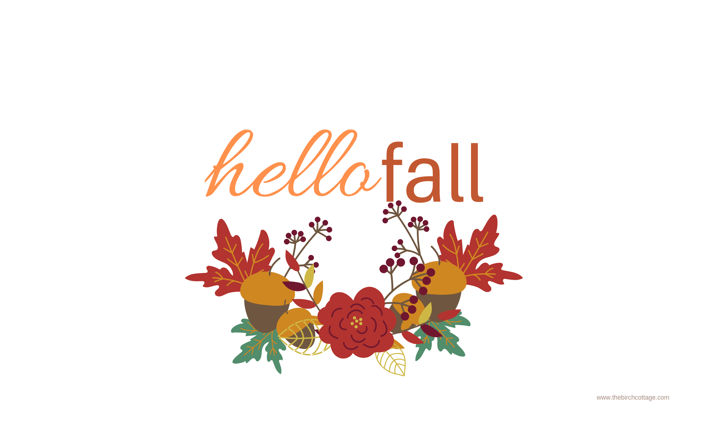 Cute Fall Desktop Backgrounds Posted By John Walker