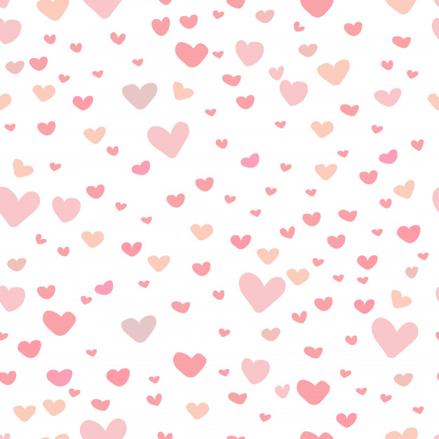 Cute Hearts Background Posted By Ryan Johnson