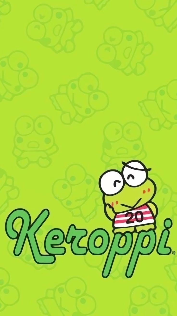 Cute Keroppi Wallpaper Posted By Christopher Mercado