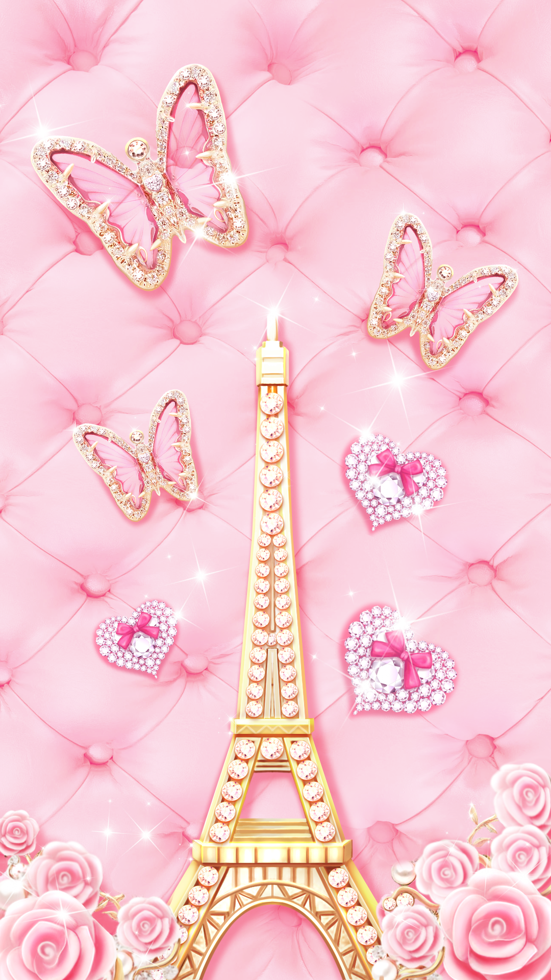 Cute Pink Wallpaper Posted By Zoey Anderson