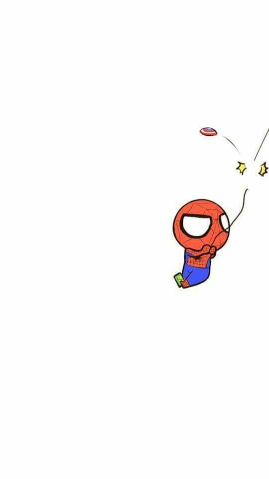 Cute Spiderman Wallpaper Posted By Samantha Johnson
