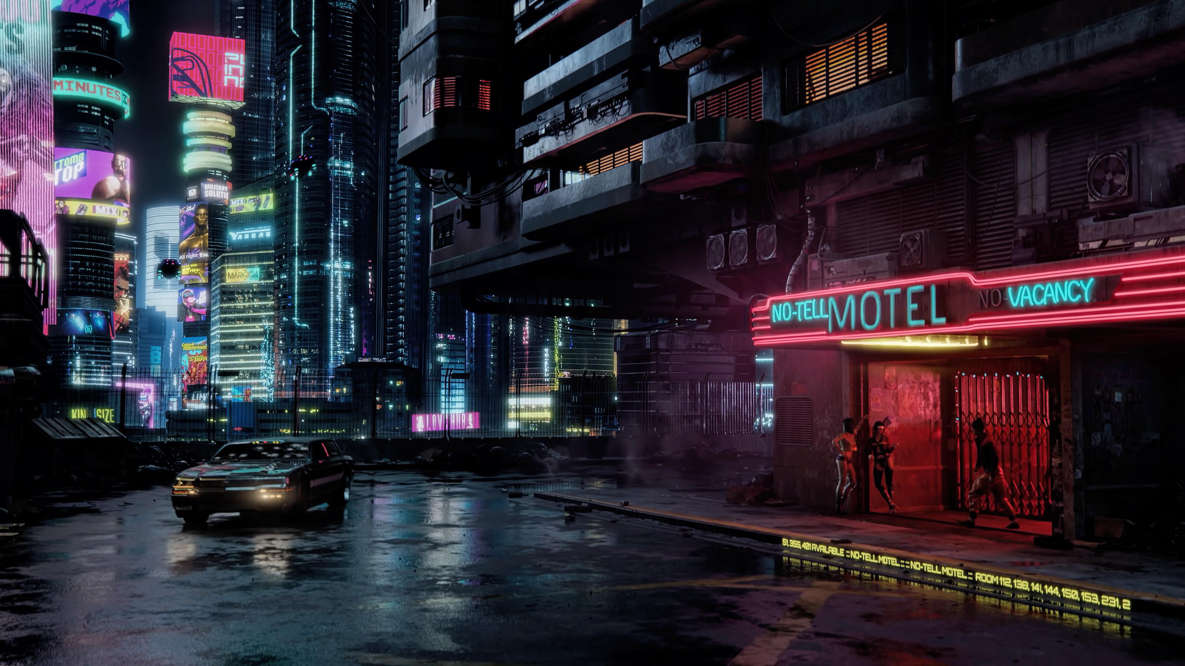 Cyberpunk 2077 Backgrounds Posted By Samantha Peltier