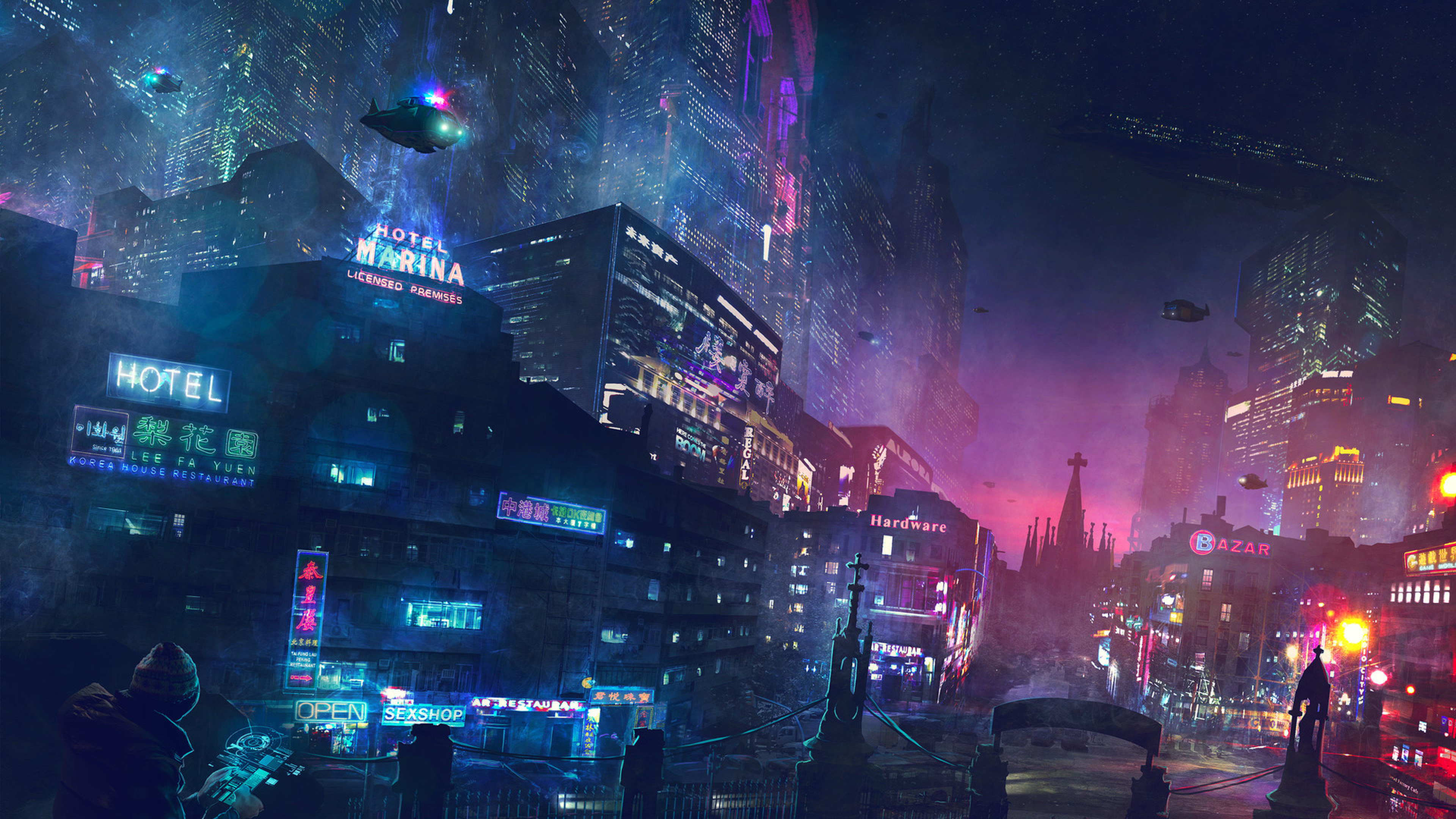 Cyberpunk 2077 Backgrounds Posted By Samantha Peltier